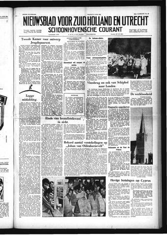 Schoonhovensche Courant 1958-06-13