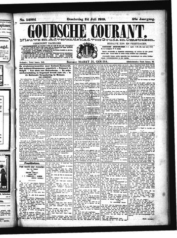 Goudsche Courant 1919-07-24