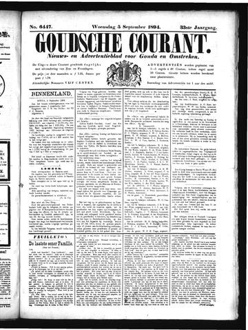 Goudsche Courant 1894-09-05