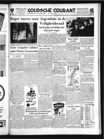 Goudsche Courant 1960-06-24