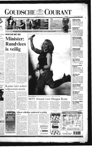 Goudsche Courant 2000-11-17