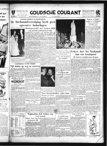 Goudsche Courant 1956-10-03