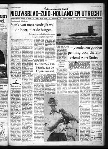 Schoonhovensche Courant 1972-08-16