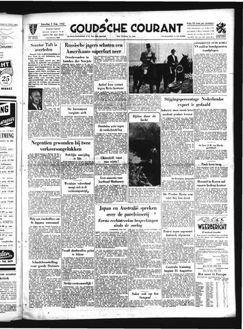 Goudsche Courant 1953-08-01