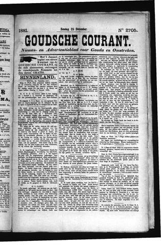 Goudsche Courant 1881-12-25