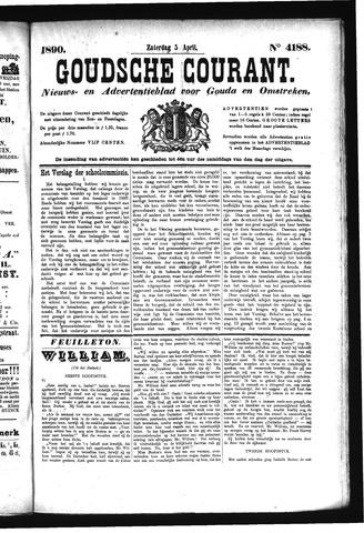 Goudsche Courant 1890-04-05