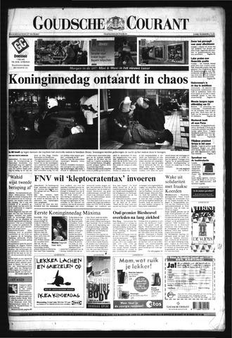 Goudsche Courant 2001-05-01