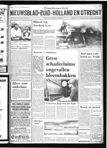 Schoonhovensche Courant 1978-07-07