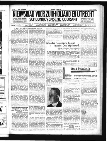 Schoonhovensche Courant 1939-06-12