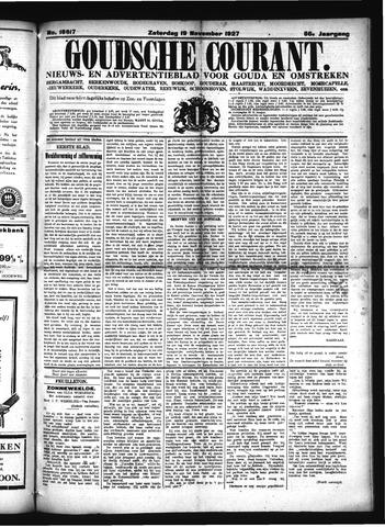 Goudsche Courant 1927-11-19