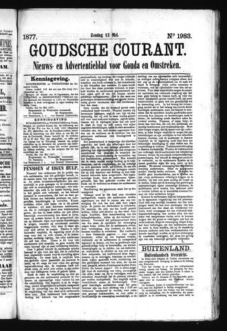 Goudsche Courant 1877-05-13