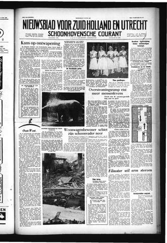 Schoonhovensche Courant 1957-06-19