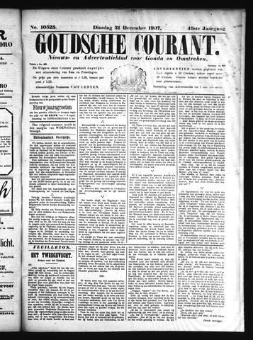 Goudsche Courant 1907-12-31