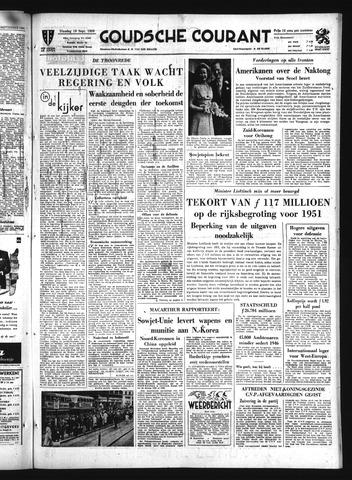 Goudsche Courant 1950-09-19