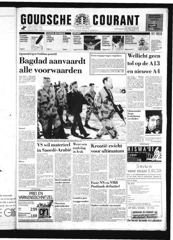 Goudsche Courant 1991-03-04