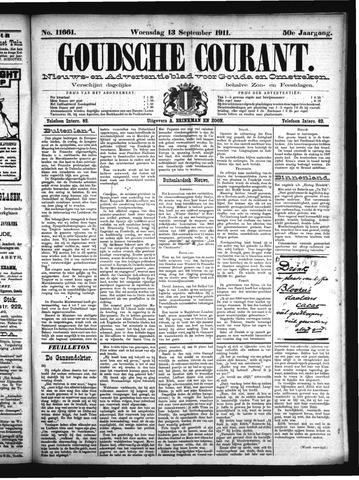 Goudsche Courant 1911-09-13