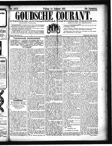 Goudsche Courant 1921-01-14