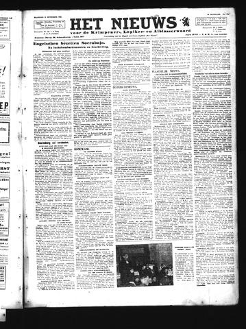 Schoonhovensche Courant 1945-11-12