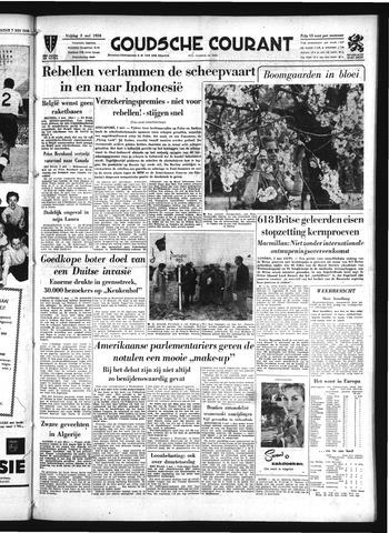 Goudsche Courant 1958-05-02