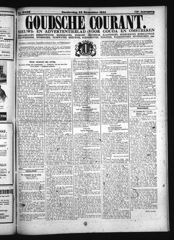 Goudsche Courant 1933-11-23