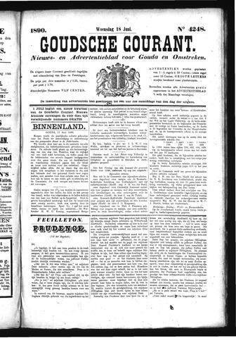 Goudsche Courant 1890-06-18