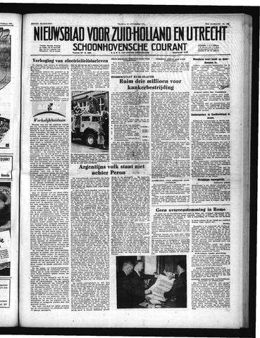 Schoonhovensche Courant 1951-11-30