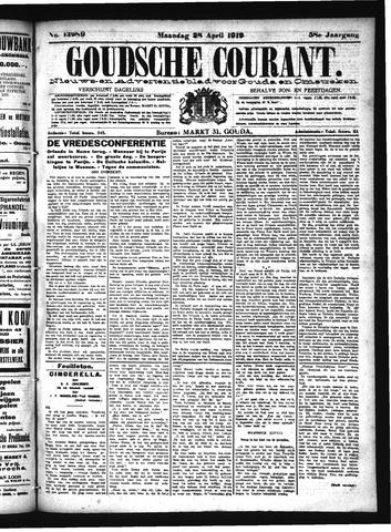 Goudsche Courant 1919-04-28