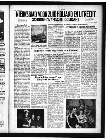 Schoonhovensche Courant 1951-01-12