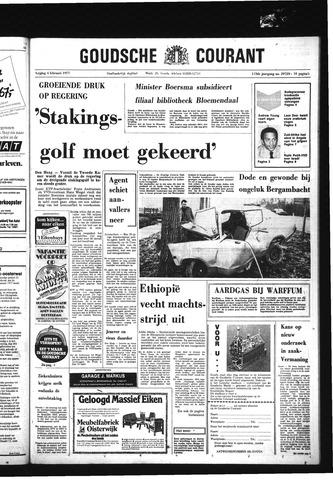 Goudsche Courant 1977-02-04