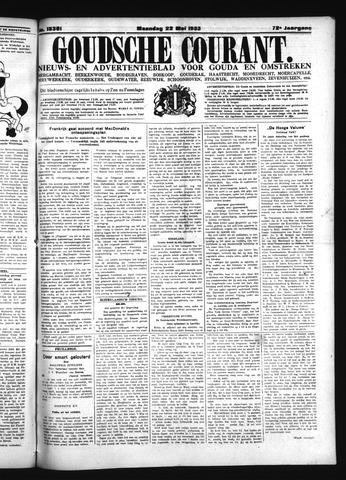 Goudsche Courant 1933-05-22
