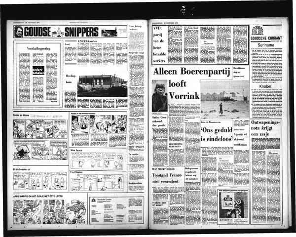 Goudsche Courant 1975-10-30