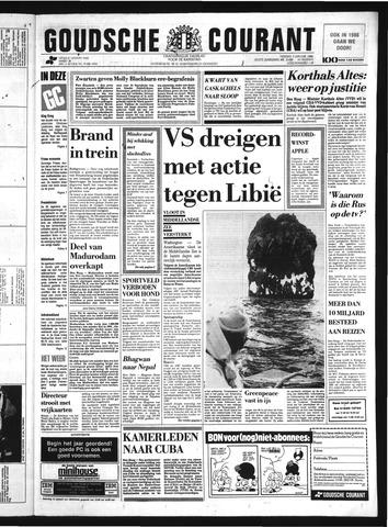 Goudsche Courant 1986-01-03