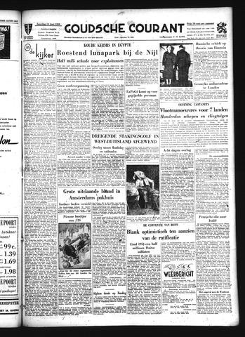Goudsche Courant 1952-06-14