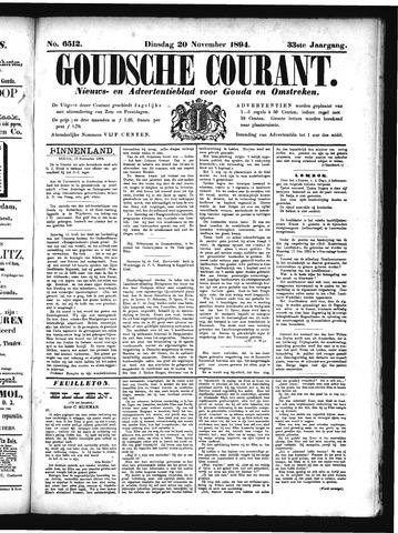 Goudsche Courant 1894-11-20