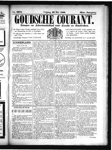 Goudsche Courant 1896-05-29