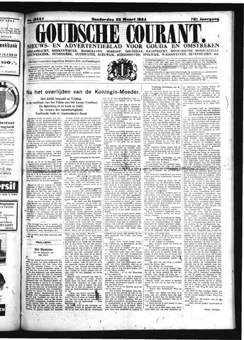 Goudsche Courant 1934-03-22