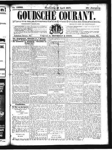 Goudsche Courant 1917-04-12