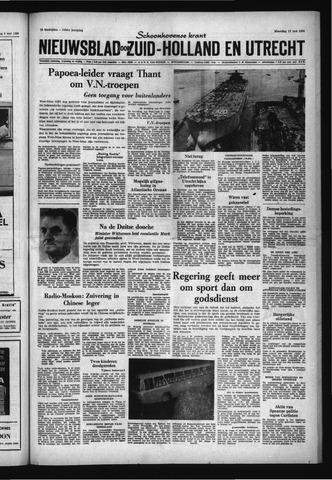 Schoonhovensche Courant 1969-05-12