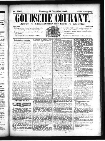Goudsche Courant 1903-11-21