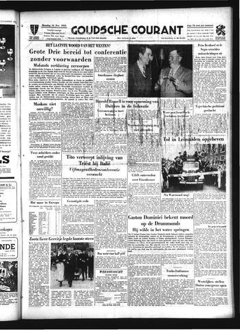 Goudsche Courant 1953-11-16