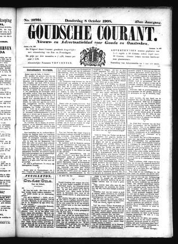 Goudsche Courant 1908-10-08