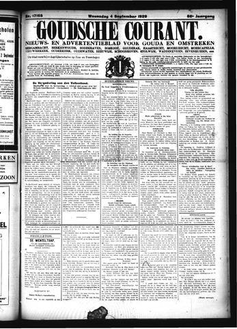 Goudsche Courant 1929-09-04