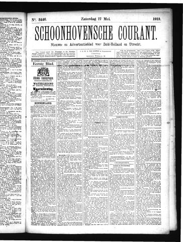 Schoonhovensche Courant 1913-05-17