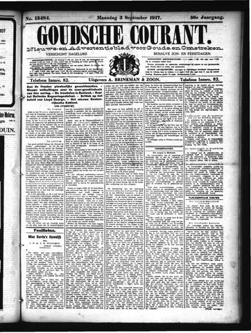 Goudsche Courant 1917-09-03