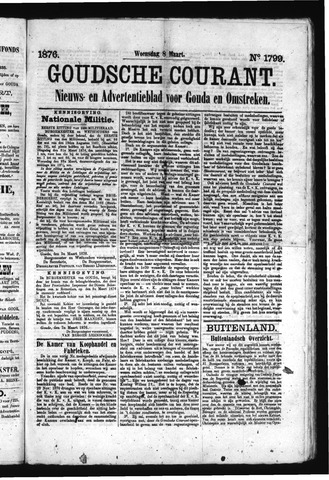 Goudsche Courant 1876-03-08