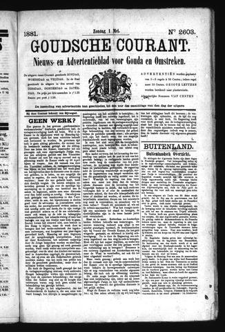 Goudsche Courant 1881-05-01