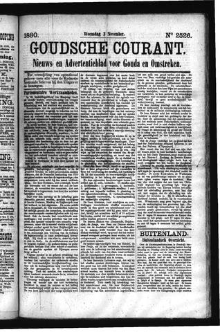 Goudsche Courant 1880-11-03