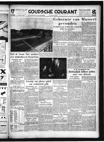 Goudsche Courant 1956-06-27