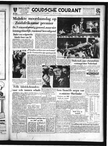 Goudsche Courant 1960-04-11