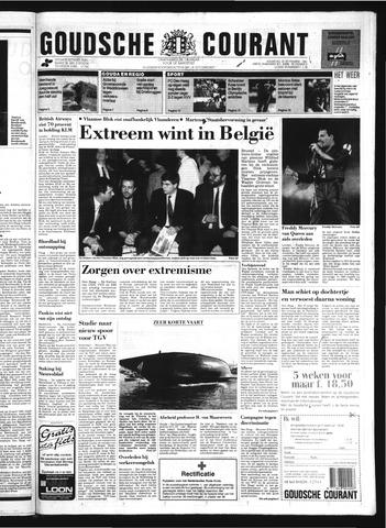 Goudsche Courant 1991-11-25